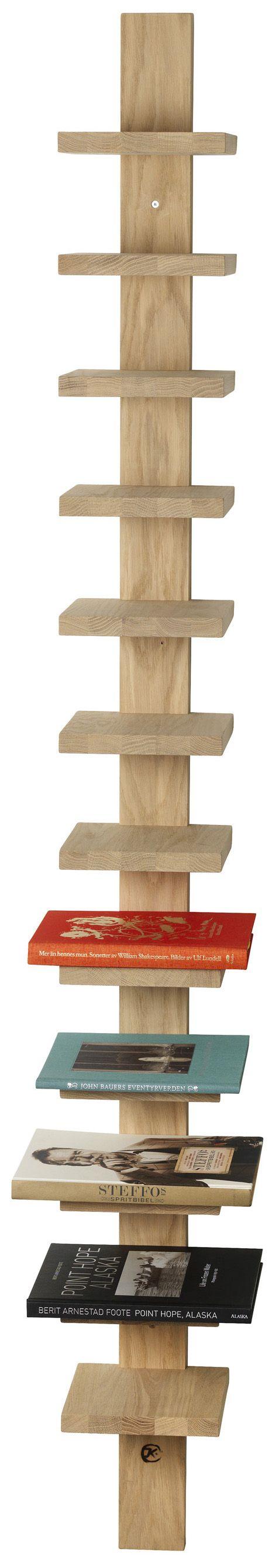Källemo - Pilaster Shelf - design John Kandell