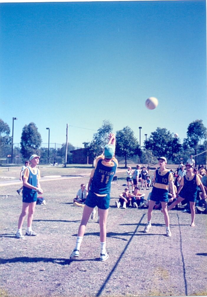Class of 1990  Volleyball Sport