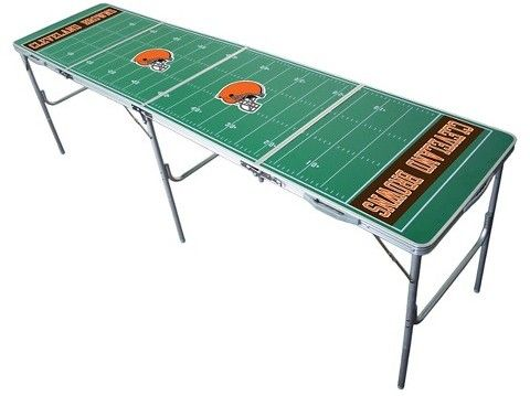 Wild Sports NFL Cleveland Browns Tailgate Table - 2'x8'