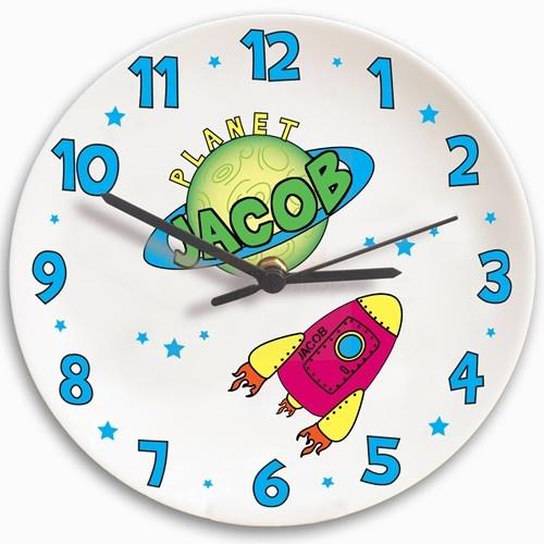 21 best kids clocks images on pinterest kids clocks for Kids room clocks