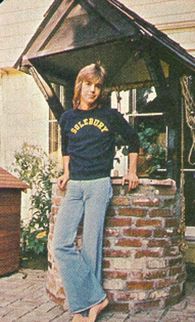 Pin by Jill Vita on Shaun Cassidy | Leif garrett, David ...