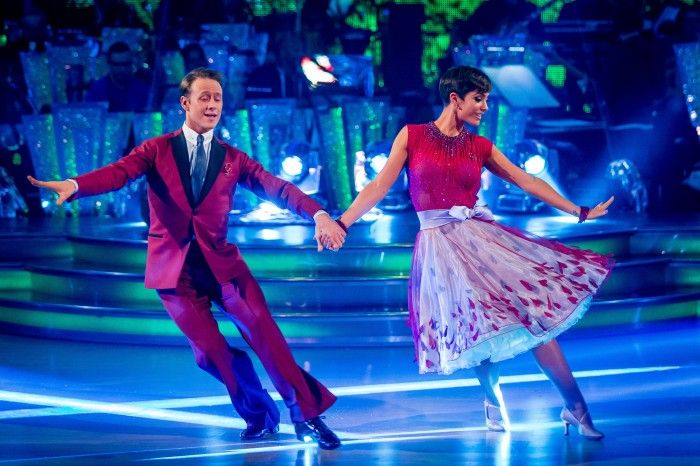 Strictly Come Dancing 2014: Week 5 - Kevin Clifton and Frankie Bridge