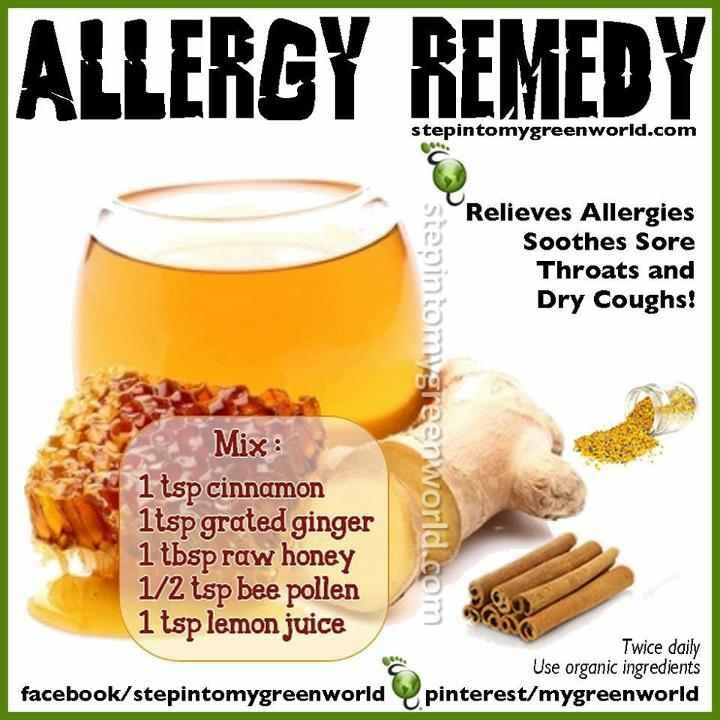Best Way To Get Rid Of Allergies Naturally