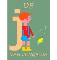 Poster J van Jongetje