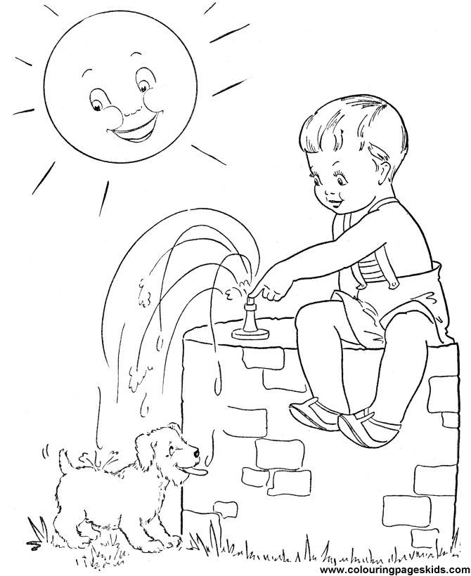 Best 25+ Summer coloring sheets ideas on Pinterest