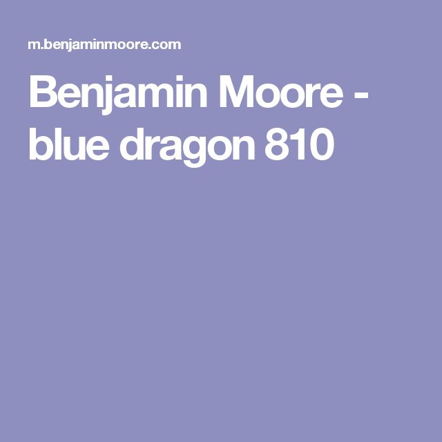 Benjamin Moore Chimichurri Csp 810: 1000+ Ideas About Benjamin Moore Blue On Pinterest