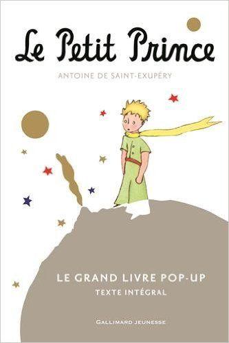 Le Petit Prince (El Principito). Antoine de Saint-Exupéry. Libros en francés -Nivel principiante e intermedio-