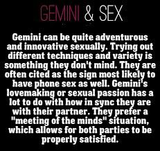 two geminis in love