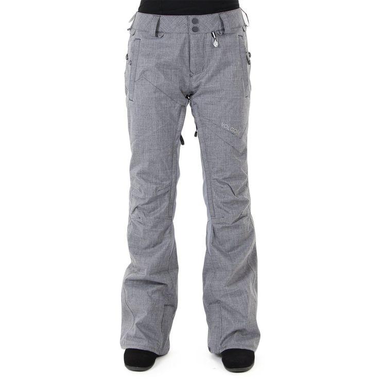 Volcom Ignition Insulated Snowboard Pant (Women's)   Peter Glenn