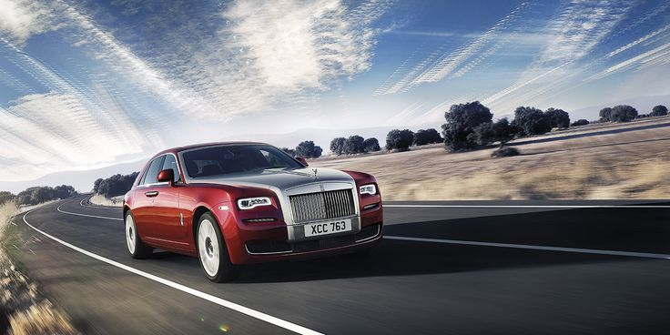 Rolls Royce Gost Series II