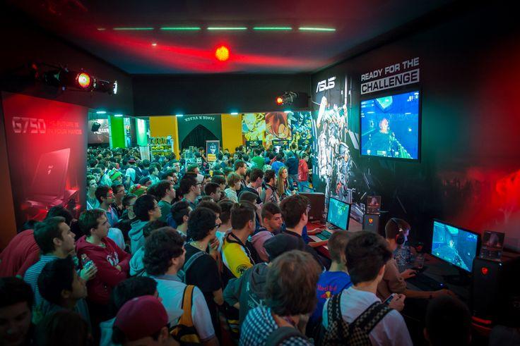 ASUS @ #Gamesweek, Milano 25-27 ottobre 2013