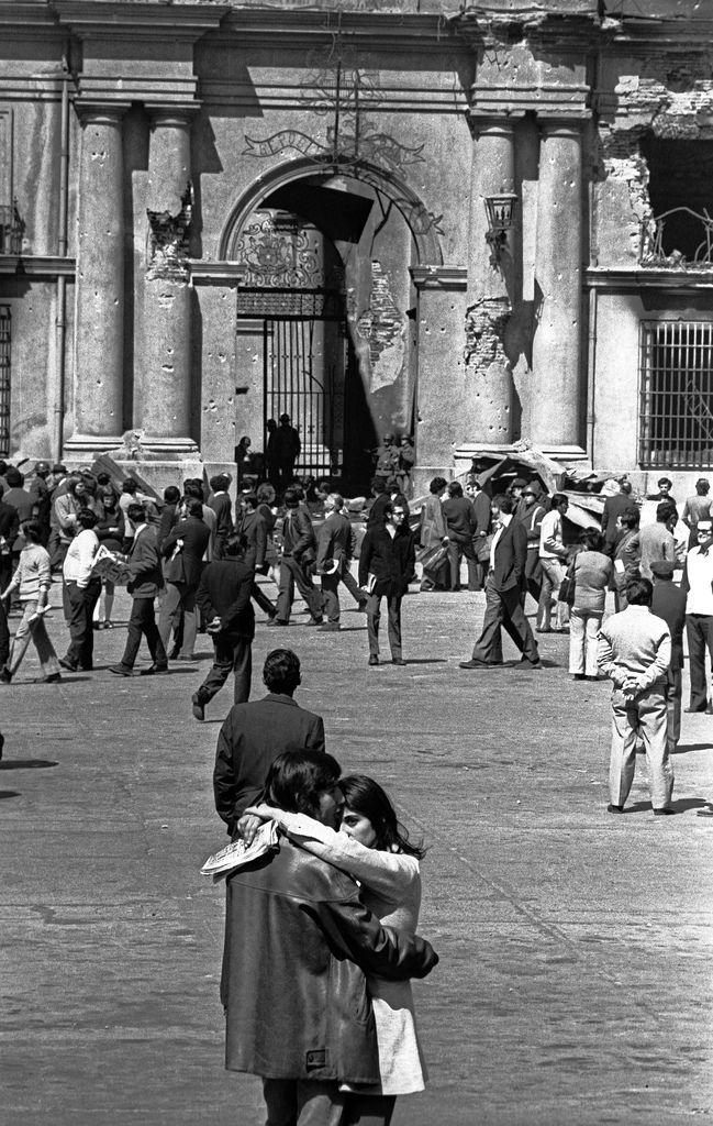 BOMBARDEO DE LA MONEDA CHILE - Buscar con Google SEP 1973 QUE TRISTEZA