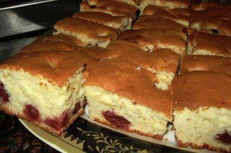 Rețetă pentru aluat de tip chec pentru prăjituri cu fructe, foarte ușor de făcut