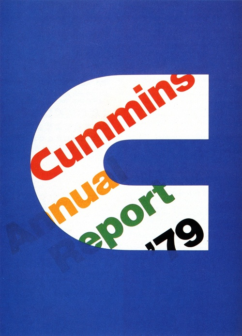 Cummins / Annual Report / 1979