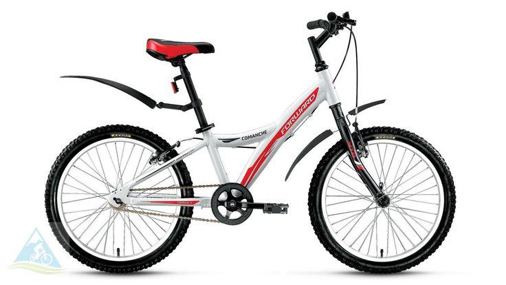 Велосипеды спортивные горный 20 Forward Comanche 1.0