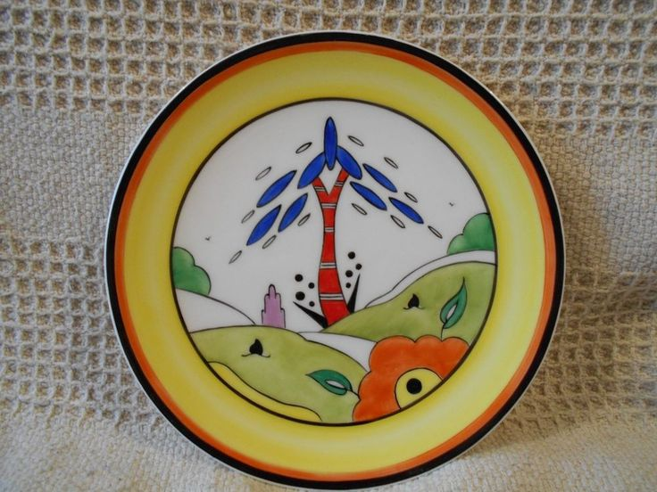 17 Best Images About Clarice Cliff On Pinterest China