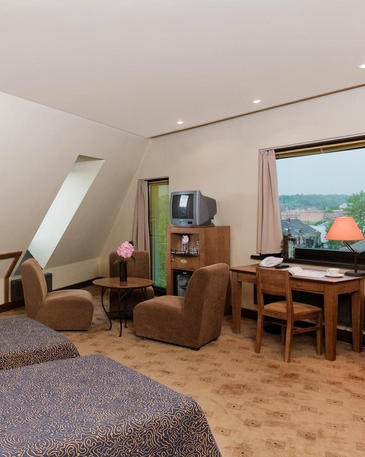 BEST WESTERN Hotel Santakos is a true gem in the centre of Kaunas, busy university city in Lithuania.