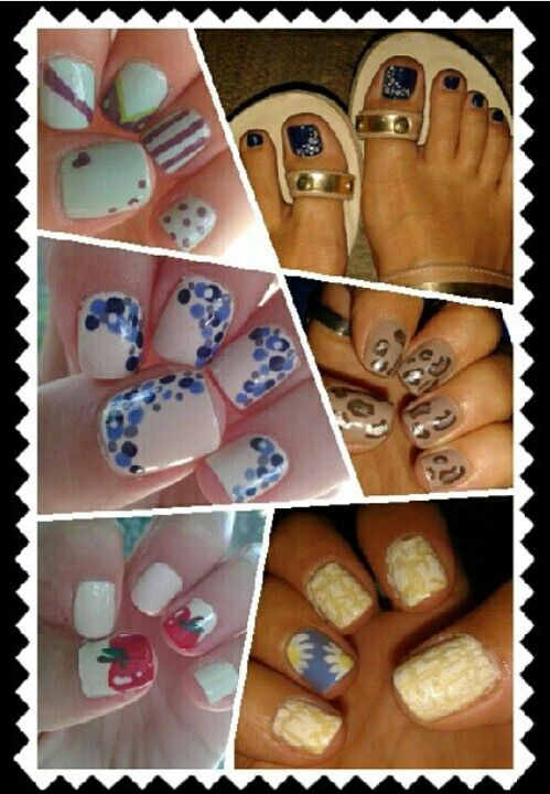 Late August #nailart