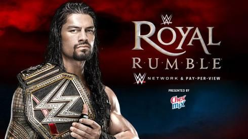 WWE Royal Rumble 25 Janvier 2016 VF en streaming