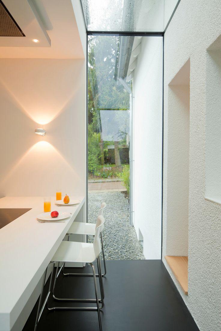 Zwischen Raum house by Fabi Architekten.