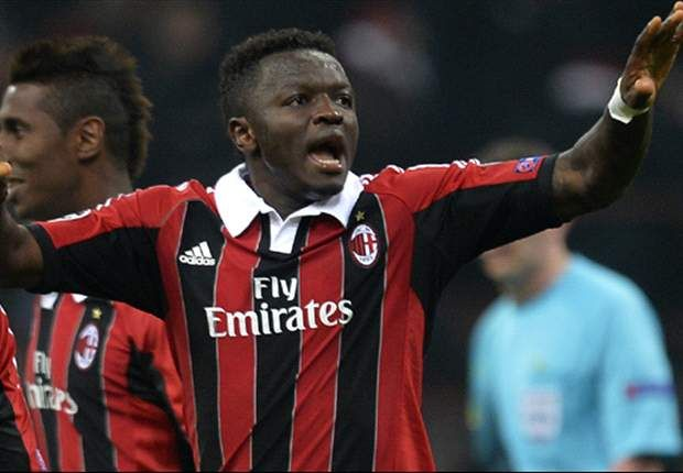 AC Milan terminate Sulley Muntari's contract - http://www.ghanatoghana.com/ac-milan-terminate-sulley-muntaris-contract/