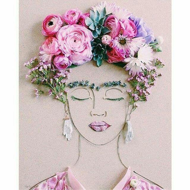 - Como diria Frida : Eu não me Khalo!💜 - #goodmorning #fridakahlo #art #love (em Quirinópolis, Goias, Brazil)