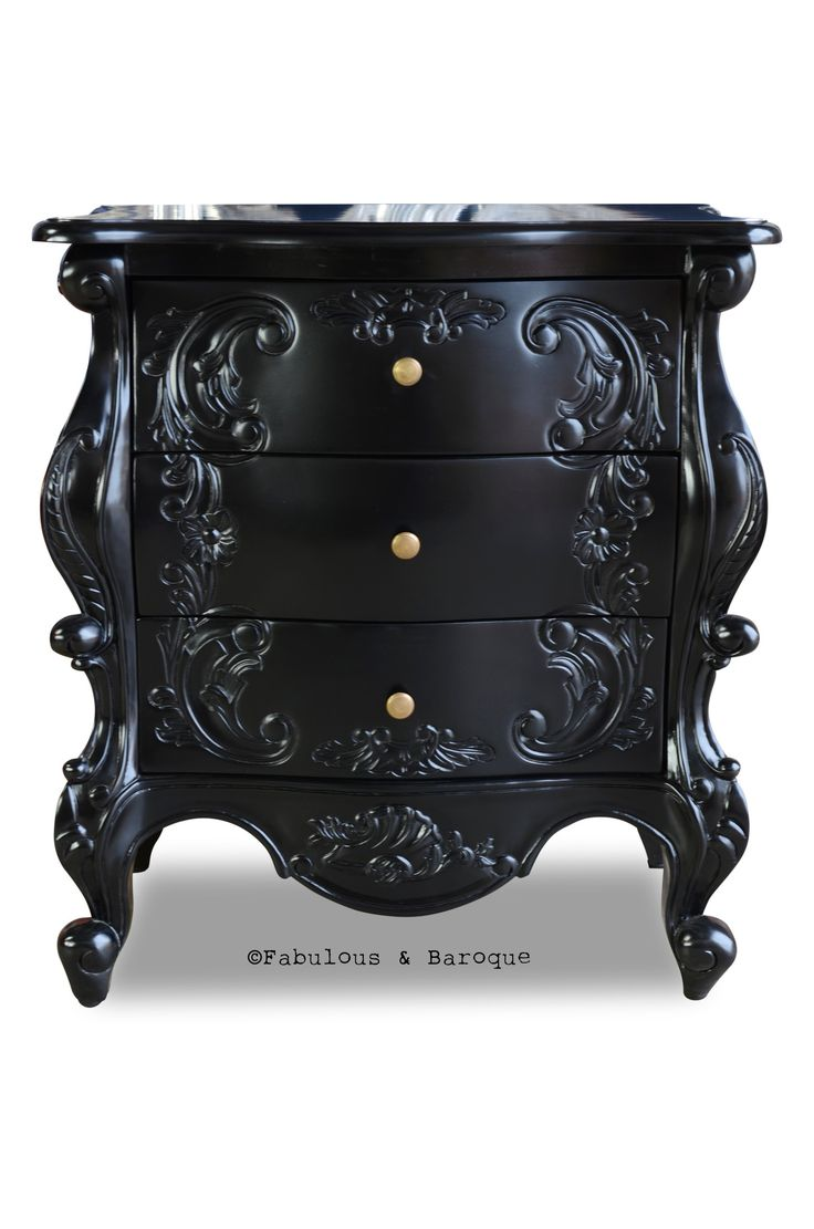 Gothic home furniture together with four hands furniture sale besides - Night S Dream Side Table Black