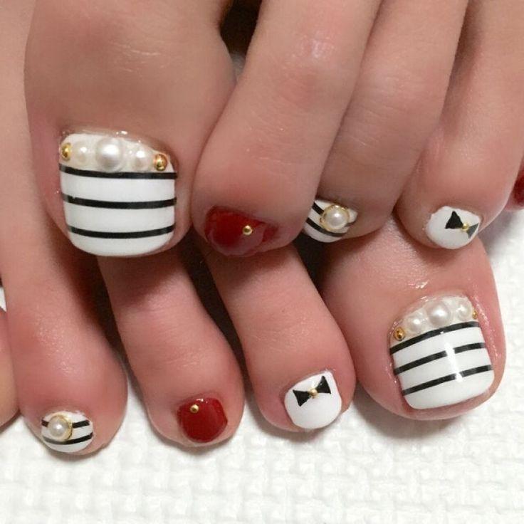 6 Tipps für eine schöne Sommer-Pediküre (Toe Nail Designs) #Nail   – Nägel Design – #Design #Designs #eine #für