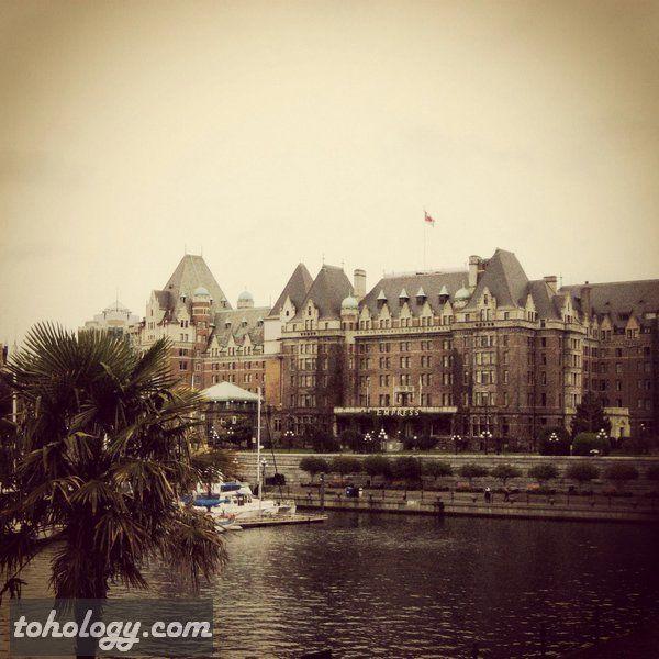 The Fairmont Empress Hotel (Victoria, Canada)