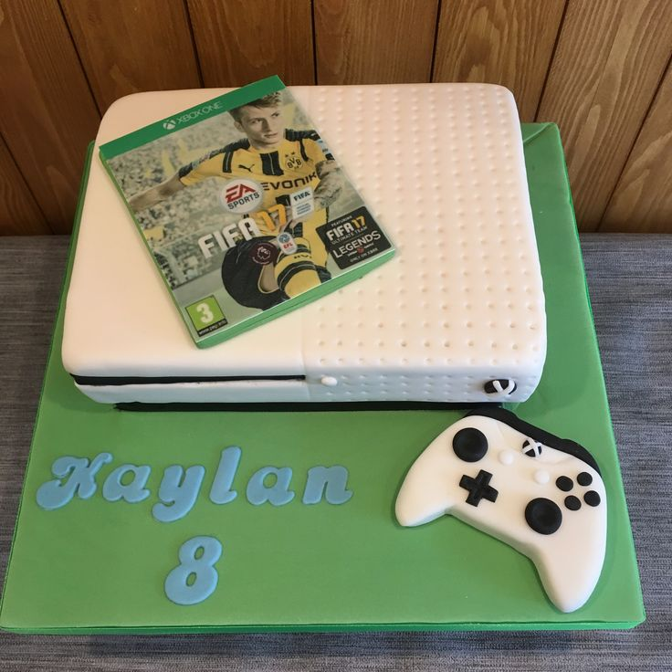 Best 25+ Xbox Cake Ideas Only On Pinterest