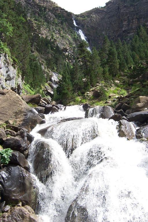 Parque Nacional de Ordesa y Monte Perdido. Huesca.