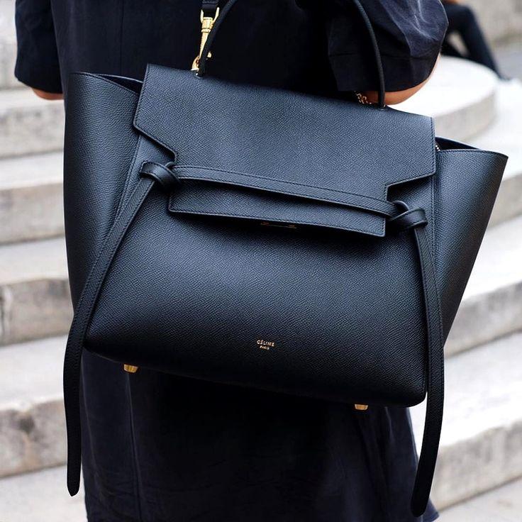 Les sacs Céline ne manquent décidément pas de fashion appeal ! (instagram Andyheart)