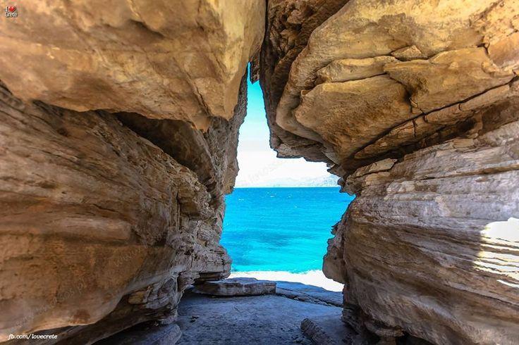 Triopetra in Crete By Crete Adventure Team