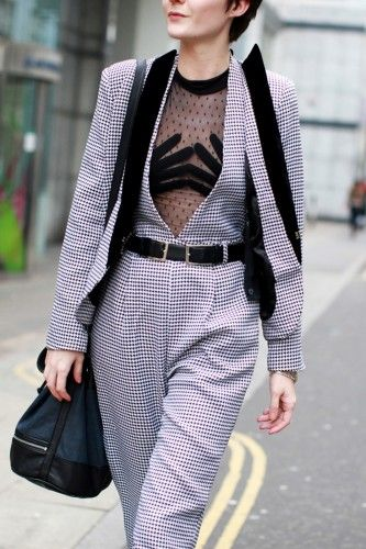 Only in London —30 street style snaps for MAJOR inspiration. Photos by Victoria Adamson.
