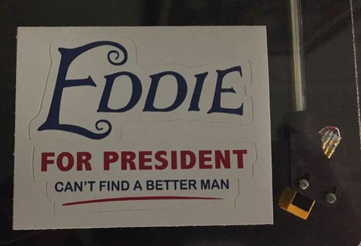 I would vote 4 him in a heartbeat!!!