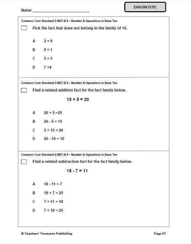 Subtraction Worksheets : common core subtraction worksheets 2nd ...