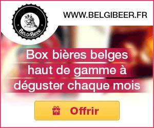 Belgibeer : un concept de Box bières belges 100% artisanales