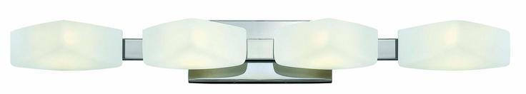 Four Light Vanity Bath Light Fixture