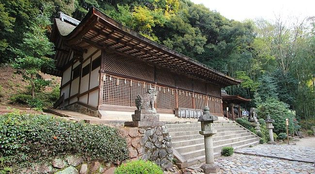 Uji Travel: Ujigami Shrine