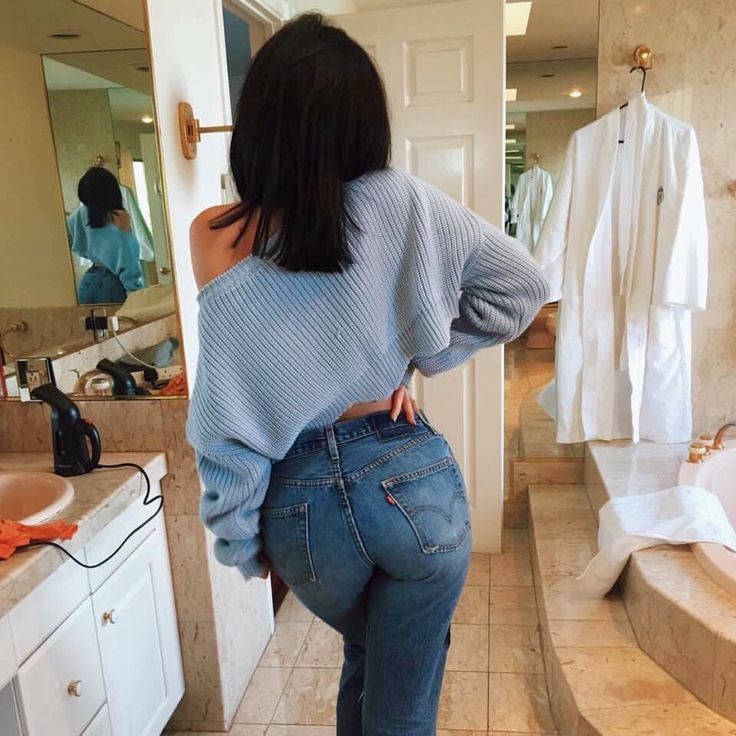 The Wedgie Jean: Meet Kylie Jenner's #1 Style