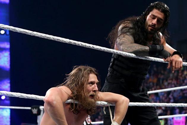 Daniel Bryan & Roman Reigns