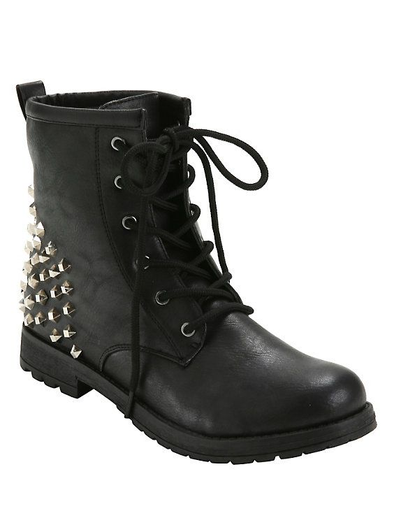 The Nightmare Before Christmas Jack Heads Combat Boot, , hi-res ...