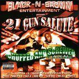 21 Gun Salute: Chopped & Screwed [CD] [PA], 1415