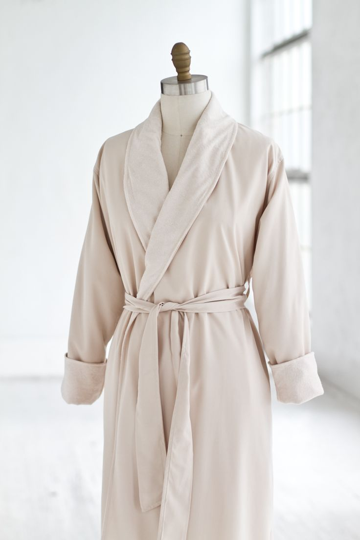 13 best terry cloth spa robes images on pinterest luxury spa bath robes and waffle. Black Bedroom Furniture Sets. Home Design Ideas