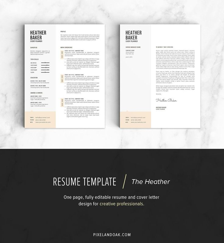 Chronological Resume Samples%0A Resume Template   The Heather  Resumes