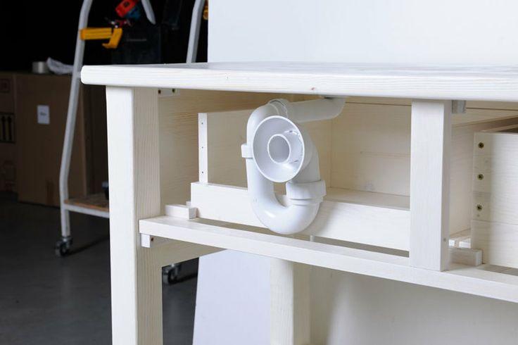 BRAND umyvadlová skříňka 100x73x50cm, starobílá|SAPHO s. r .o.
