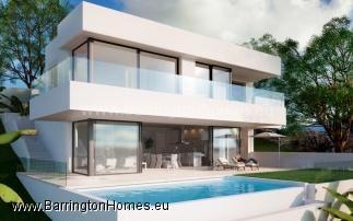 Linda Vista 2, San Pedro Beach, Marbella,  Amazing new build villa - just stunning!  http://www.barringtonhomes.eu/Marbella-Property/Linda-Vista-S289.htm