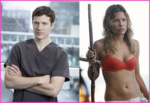 "Zach Gilford and ""LOST"" Star Kiele Sanchez Get Married"