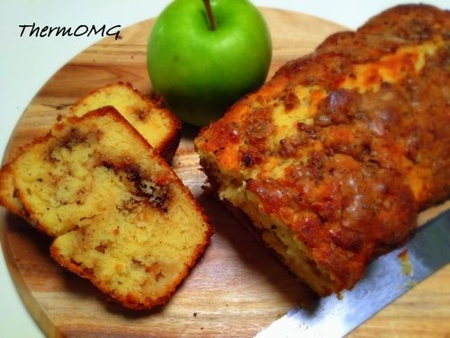 Apple and Cinnamon Layer Cake — ThermOMG