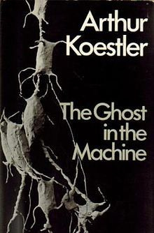 The Ghost in the Machine is a 1967 book about philosophical psychology by Arthur Koestler.